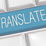 Prevajanje iz angleščine v slovenščino