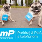 Spoznajte novo aplikacijo mobilePark mP